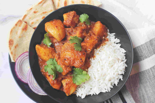 Vindaloo Curry (serves 2)