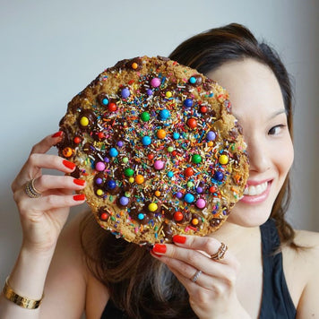 Live Workshop for Baking Stuffed Cookies with Wendy Kou (Coming Back Soon!)