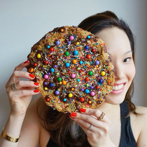 Private Live Workshop for Baking Stuffed Cookies with Wendy Kou (Friday May 22nd, 11am PST/2pm EST)