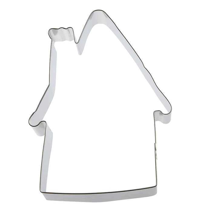 Haunted House Gingerbread House Cookie Cutter 6.75