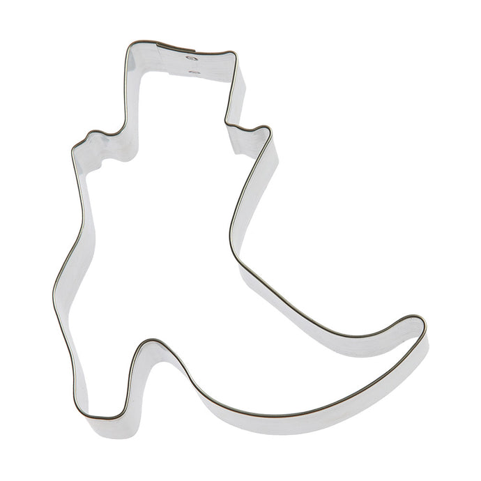 Witch Shoe Cookie Cutter 3.75 in