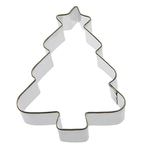 Christmas Tree Cookie Cutter 3.25
