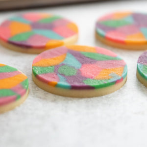 Holi Cookies Supplies & Tutorial by Milk and Cardamom