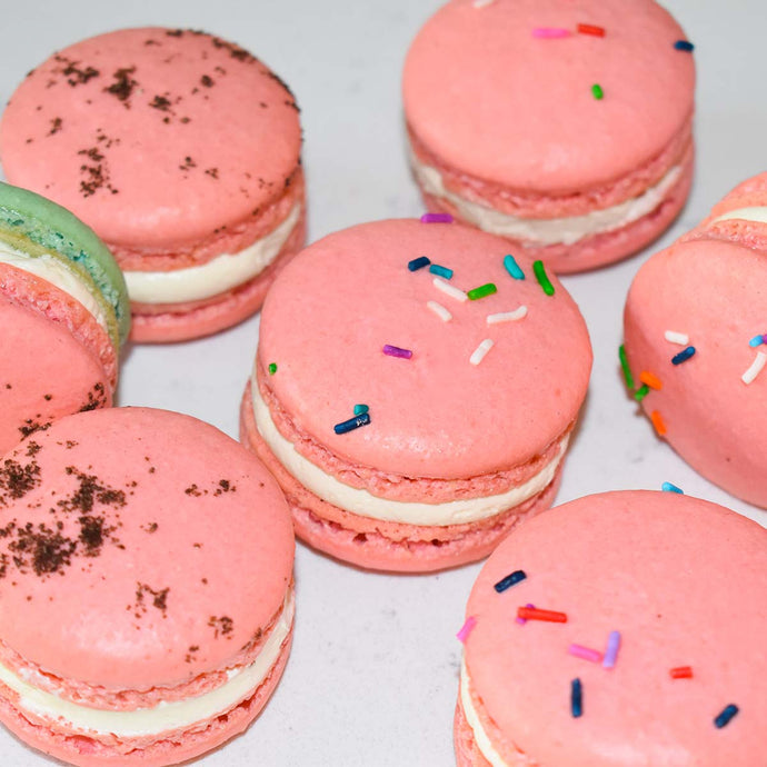 Macarons Baking Supplies and Tutorial by Chahrazad's Cuisine