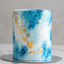Fondant Watercolour Cake LIVE Masterclass with Rosie's Dessert Spot (Coming Back Soon!)