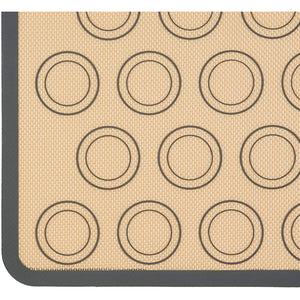 Silicone Non-Stick Baking Mat for Macarons (set of 2)