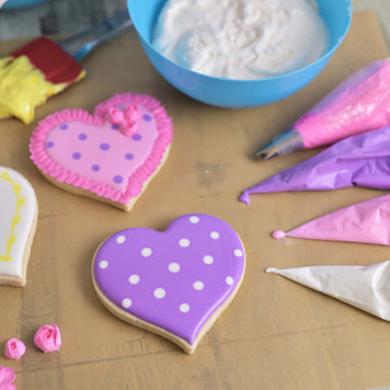 Cookie Decorating Beginner Supplies by Haniela's