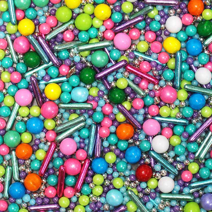 Rainbow Pop Sprinkles