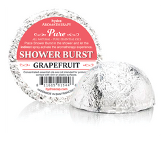 hydraAromatherapy Grapefruit Shower Burst