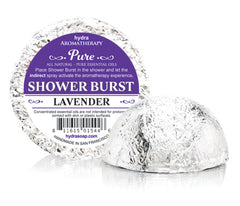 Lavender Shower Burst