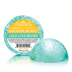 Cold & Flu Buster Shower Burst