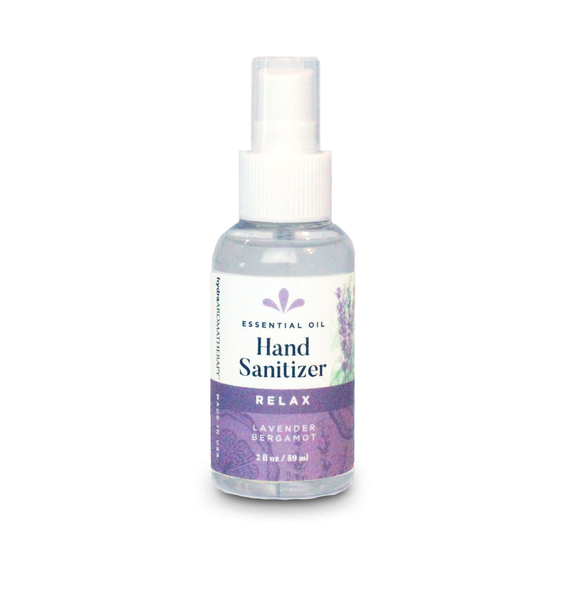 Refresh Essential Oil Hand Sanitizer