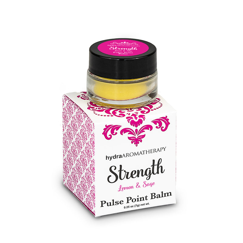 Strength Pulse Point Balm