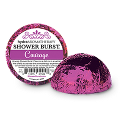 Courage Shower Burst