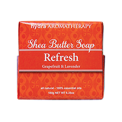 Refresh<br>Shea Butter Soap