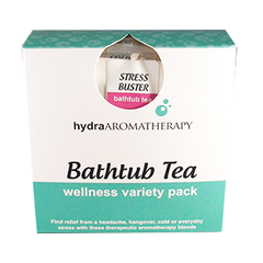 Wellness Bathtub Tea Variety Pack