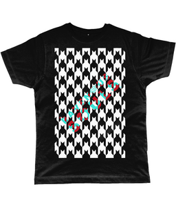 RS Medium Houndstooth T-Shirt - Ravenous Souls