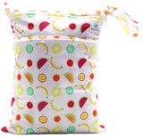 Feminine Wear Wet Bag - Large Tropical Fruit