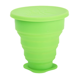 Me Luna Silicone Travel Cup - Green