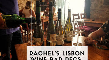Lisbon Wine Bar Recommendations