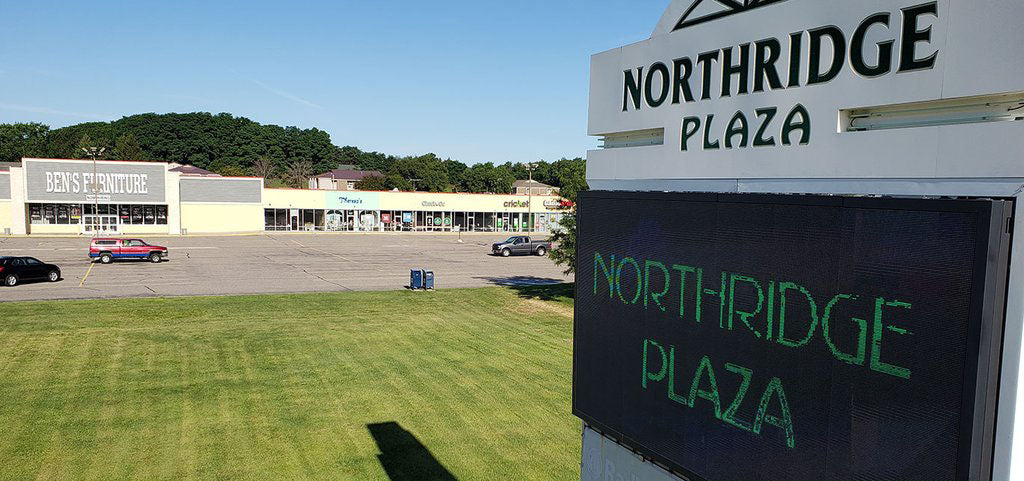 Northridge Plaza, Portage