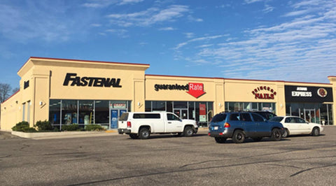 Fastenal retail store opens in Portage's Northridge Plaza