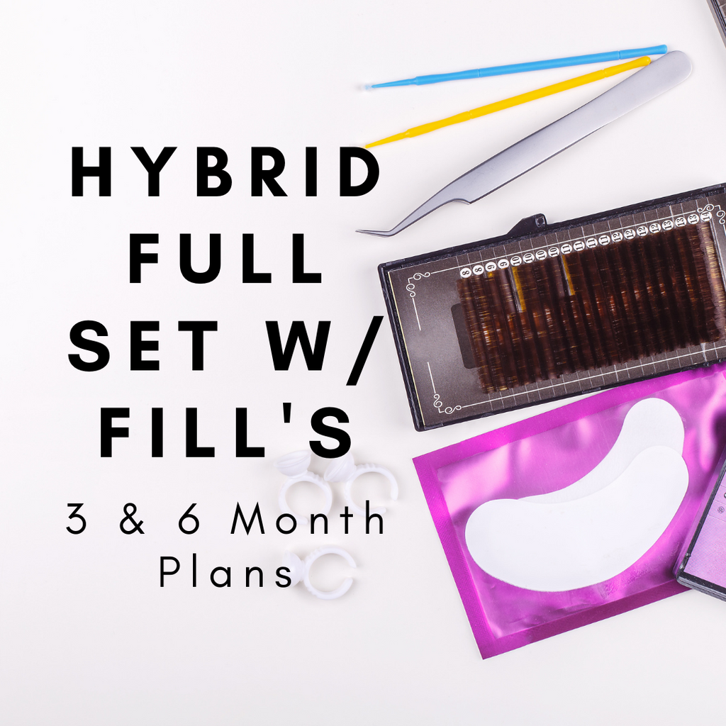 Hybrid Fill's w/ Full Set