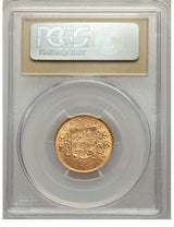 George V gold 10 Dollars 1914 MS63 PCGS