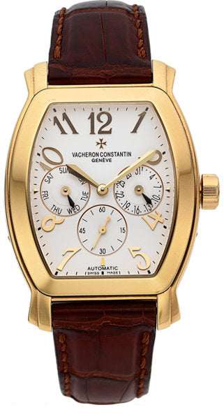 Vacheron Constantin Ref. 42008/2 18k Gold Royal Eagle Chronometer Day & Date