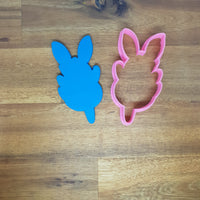 Ballet Bunny (2) Cookie Cutter and Embosser.