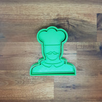 Chef Cookie Cutter and Embosser.