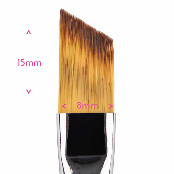 Paint Brush (angular flat #4) - Sweet Sticks