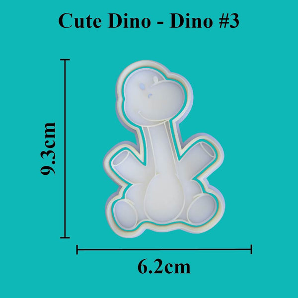 Cute Dino - Dino #3 - just-little-luxuries