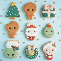 Christmas Cookie Cutter Collection - just-little-luxuries