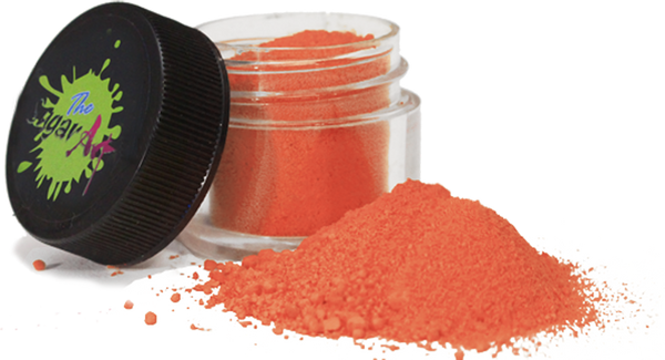 Pumpkin Orange (EC-212) - Elite Color by The Sugar Art - just-little-luxuries
