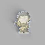Han Solo Cookie Cutter - just-little-luxuries