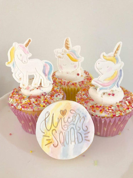 Unicorn minis set - just-little-luxuries