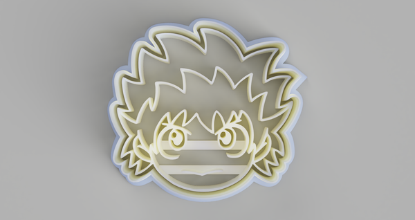 Izuku (My Hero Acadamia) Cookie Cutter - just-little-luxuries