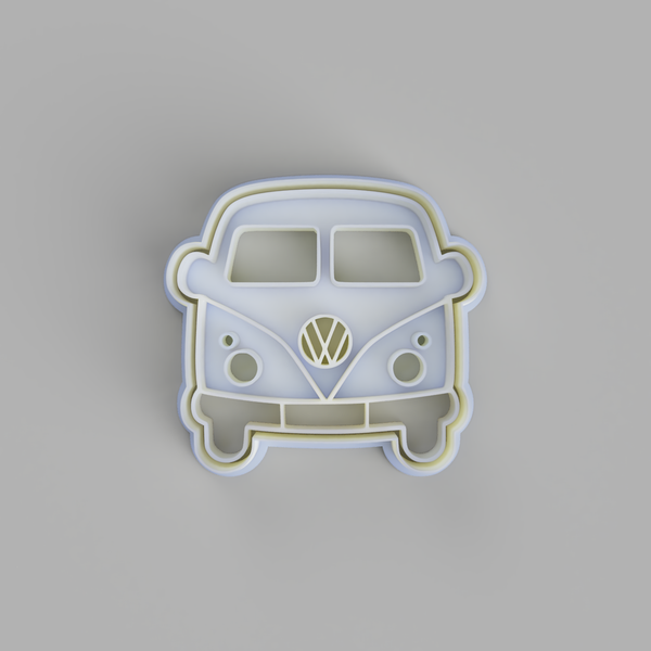VW Kombi Van Cookie Cutter - just-little-luxuries