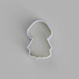 Chibi Snow White Cookie Cutter - just-little-luxuries