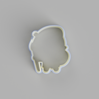 Chibi Artist Cookie Cutter - just-little-luxuries