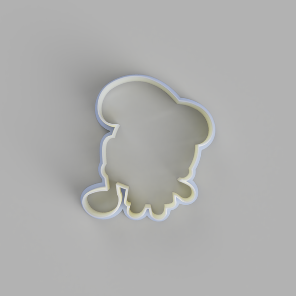 Chibi Chef Cookie Cutter - just-little-luxuries