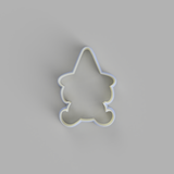 Halloween Plushies - Witch Cookie Cutter