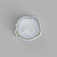 Han Solo Head Cookie Cutter - just-little-luxuries