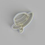 Fishing Hat Cookie Cutter - just-little-luxuries