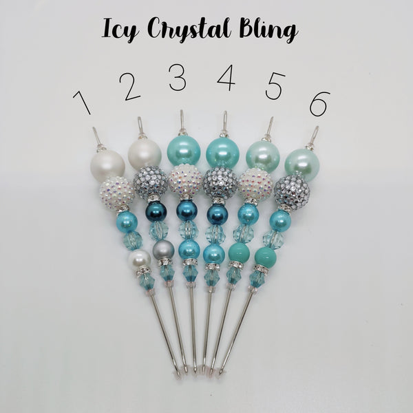 Icy Crystal Bling Cookie Scribe