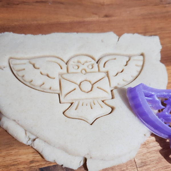 Hedwig Owl Cookie Cutter - just-little-luxuries