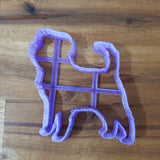 Affenpinscher Silhouette Cookie Cutter - just-little-luxuries
