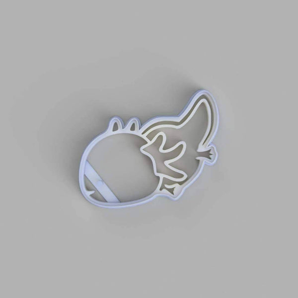 Axolotl Cookie Cutter - just-little-luxuries