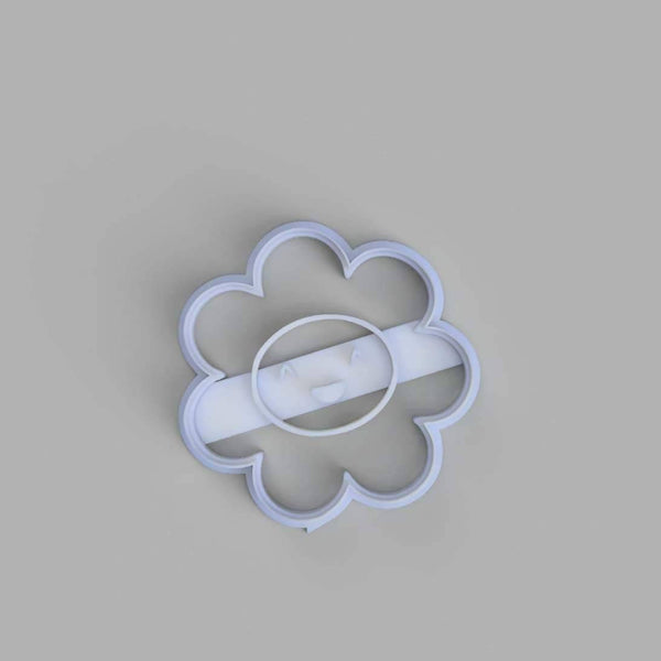 Flower with Seven Petals Cookie Cutter - just-little-luxuries